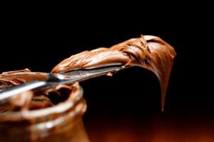 nutella cioccolato crema