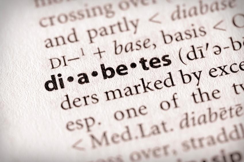 Dictionary Series - Health: diabetes