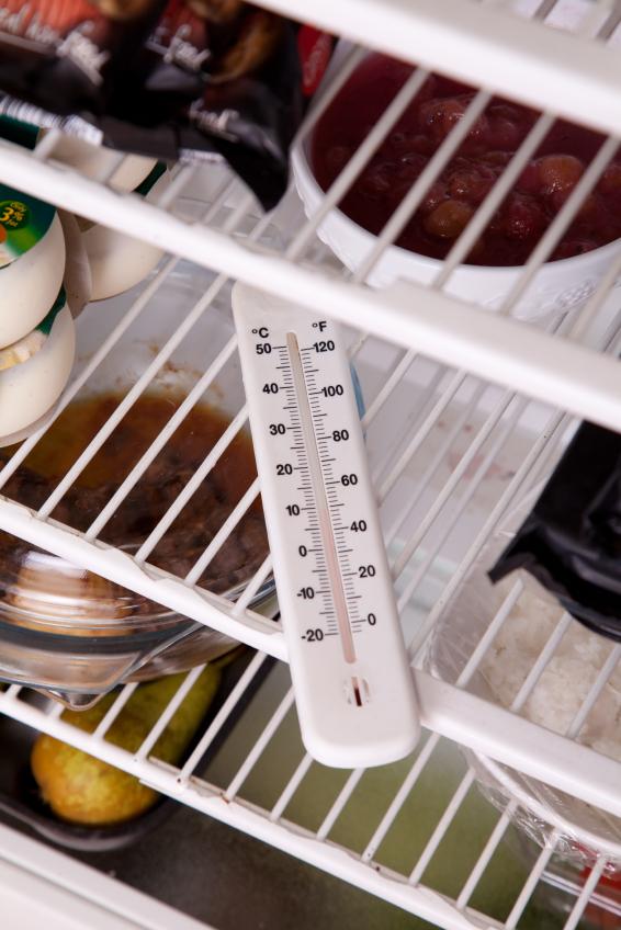 frigorifero temperatura catena del freddo