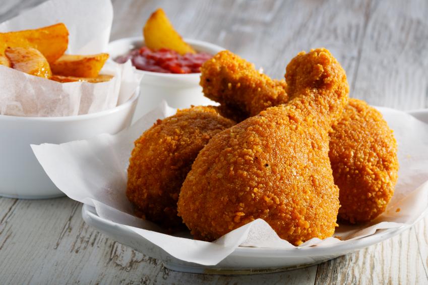 pollo fritto KFC