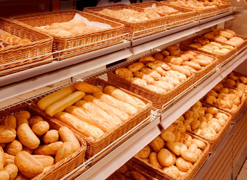 pane supermercato