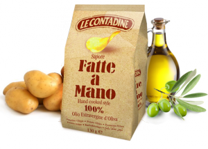 patatine fritte cotte a mano CONTADINE