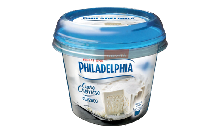 Philadelphia Cuore Cremoso