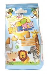 BuongiornoBio biscotti Zoo party finestra sul cielo