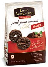 Le Veneziane Piccoli piaceri croccanti cacao