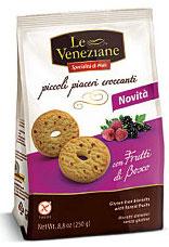 Le Veneziane Piccoli piaceri croccanti frutti
