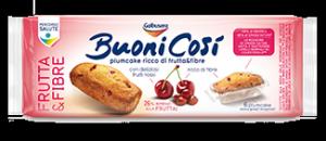 PLUMCAKE FRUTTA & FIBRE galbusera buonicosì