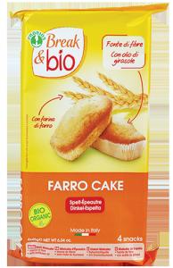 Probios bio Farro Cake