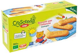 biscotti per infanzia coop crescendo
