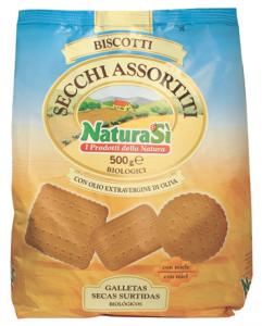 biscotti secchi assortiti naturasi