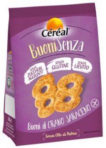 cereal buoni senza al grano saraceno