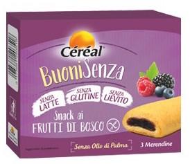 cereal buoni senza snack ai frutti