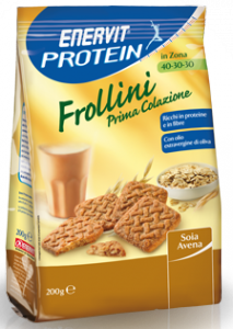 enervit protein frollini