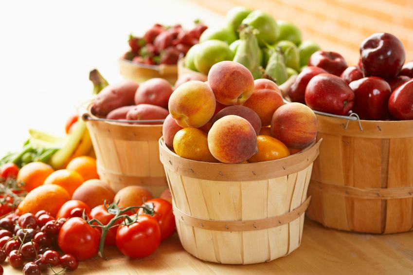 consumo di frutta