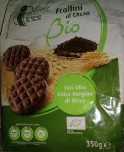 iper inaturale frollini cacao bio