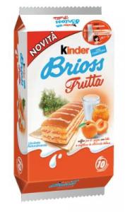 kinder brioss frutta