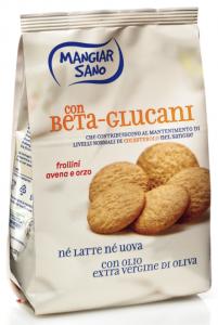 mangiar sano frollini avena orzo beta glucani