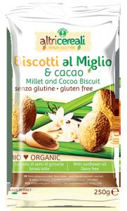 probios altri cereali biscotti miglio cacao