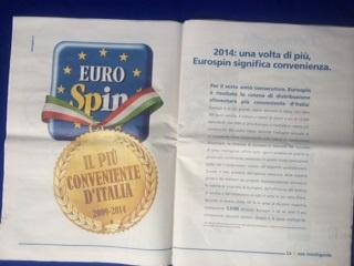 eurospin risparmio