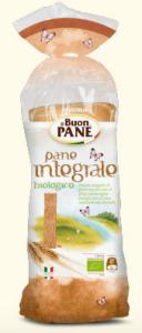 buon pane integrale bio