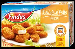 findus pollo nuggets