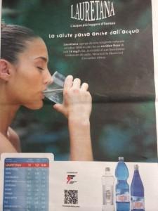 acqua lauretana minerale 1