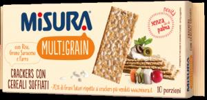 multigrain misura cracker