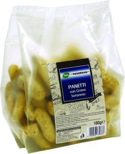 panetti con grano saraceno pam