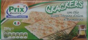 prix crackers