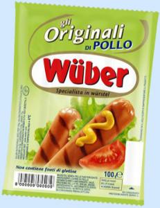 wuber originali pollo
