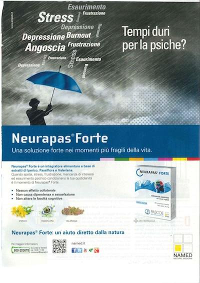 depressione neurapas