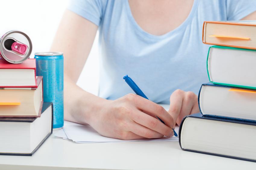studente energy drink lattina libri