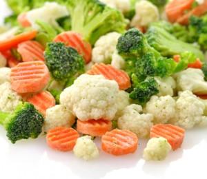 verdure sale nei surgelati ghiaccio iStock_000015578141_Small