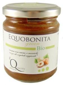 equobonita green bio crema cacao nocciole