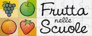 logo FruttanelleScuole Frutta nelle scuole
