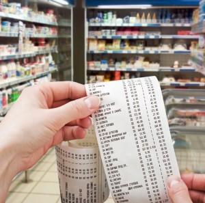 scontrino supermercati