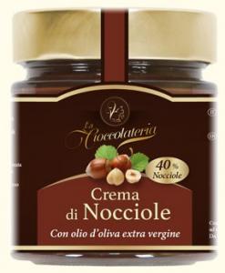 la cioccolateria crema di nocciole