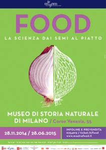 locandina food mostra
