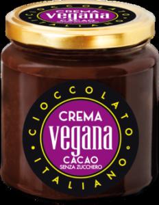 vegana Cioccolato italiano