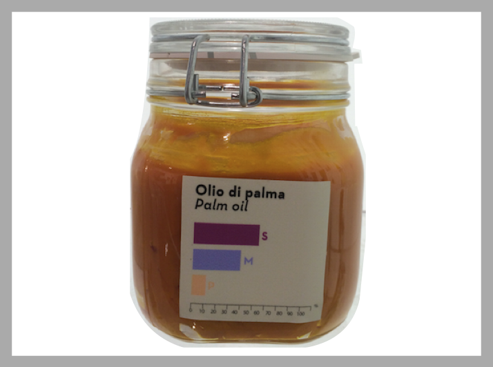 olio di palma mostra food