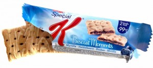 Kelloggs special K Biscuit moments ai mirtilli