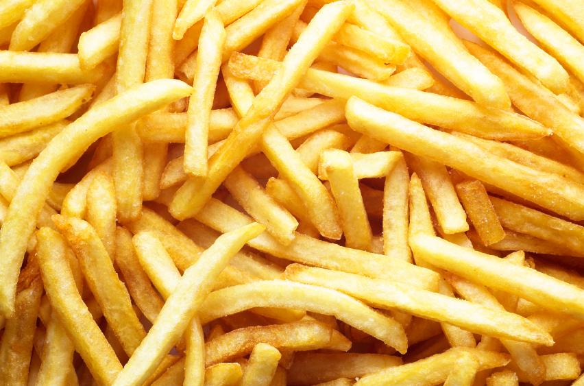 patatine McDonalds India