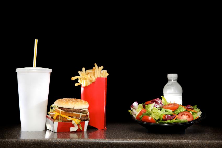 fast food McDonalds India