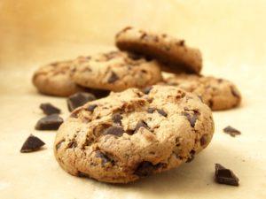 biscotti olio di palma