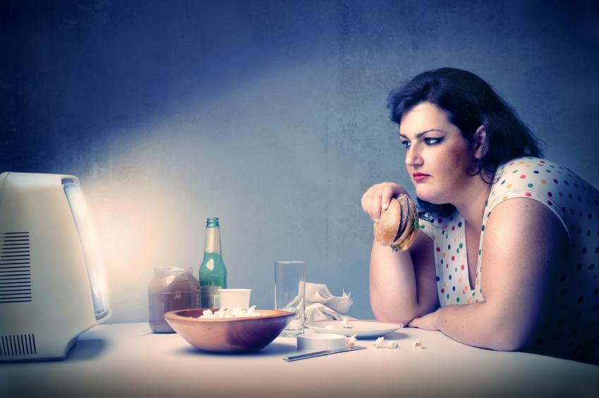 obesità sovrappeso junk food iStock_000014463200_Small