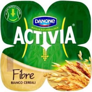 activia bianco cereali fibre