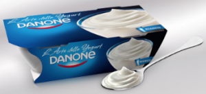arte dello yogurt danone