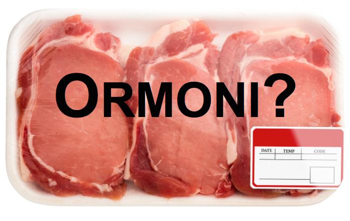 carne ormoni bistecche
