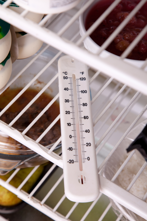 frigoriferi temperatura