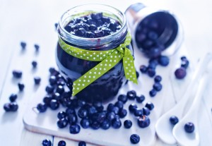 blueberry jam Solfiti